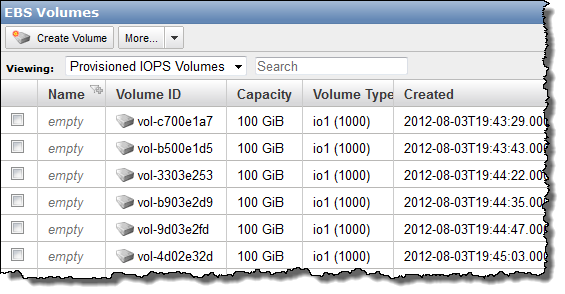 Create AMI image of an EC2 instance store volume