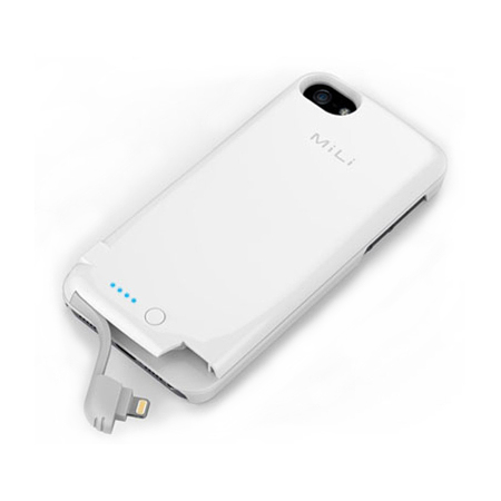 Mili Power Spring 5 Charging Case For iPhone 5s/5